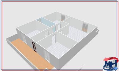 planimetria Villa Vendita Senago
