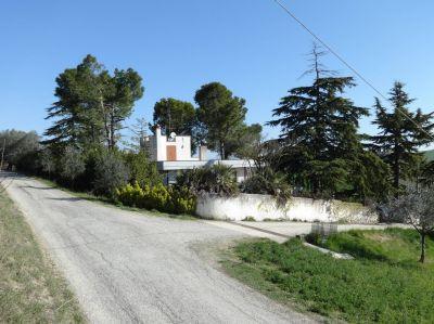 planimetria Villa Vendita Tortoreto