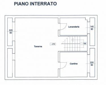 planimetria Villa Vendita Zola Predosa