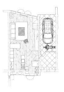 planimetria Villetta a schiera Vendita Monzambano