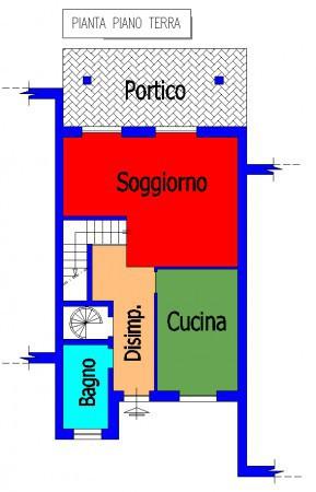 foto  Villetta a schiera via Quattro Venti 28, Pralormo