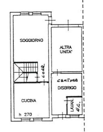 foto  Villetta a schiera via Massimiliano Custoza, Roverbella
