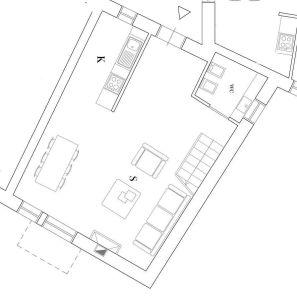 planimetria Villetta a schiera Vendita Santa Maria del Molise