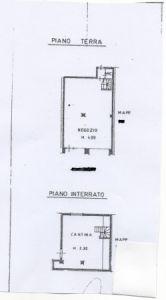 foto piantina Ufficio in Affitto a Legnano