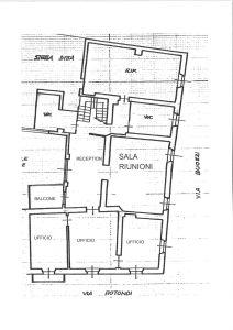 planimetria Immobile Affitto Paderno Dugnano