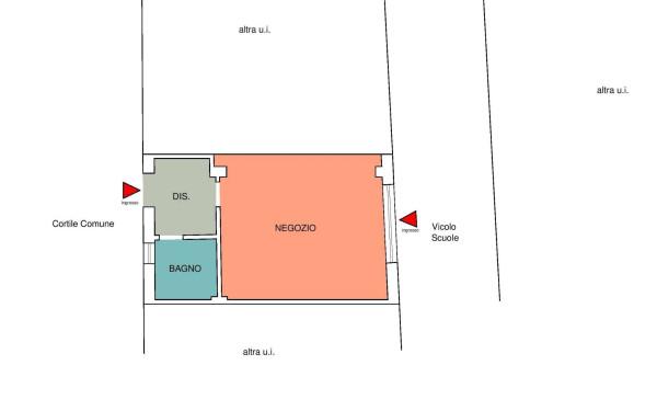 Immobile in affitto a saronno rif 57788176 - Classe immobile signorile ...