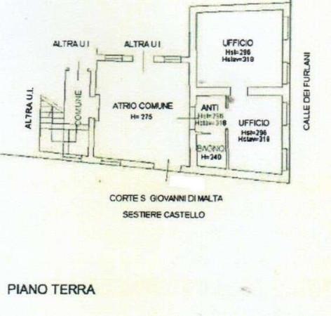 Immobile in vendita a venezia rif 57677870 - Classe immobile signorile ...